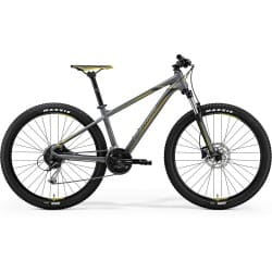 MERIDA BIG SEVEN 100 SZARY 2018