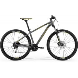 MERIDA BIG NINE 100 SZARY 2018