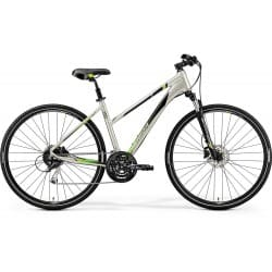 MERIDA CROSSWAY 100 LADY 2019 silk titan green