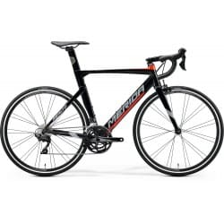 MERIDA REACTO 400 GLOSSY BLACK/RED 2020 rozmiar S 50 cm