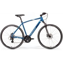 MERIDA CROSSWAY 15-D BLUE 2020 rozmiary 48, 52