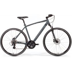 MERIDA CROSSWAY 15-D MATT DARK GREY 2020