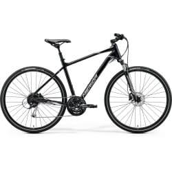 MERIDA CROSSWAY 100 METALLIC BLACK 2020