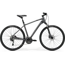 MERIDA CROSSWAY 300 MATT DARK GREY 2020