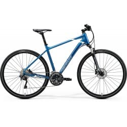 MERIDA CROSSWAY 500 SILK LIGHT BLUE 2020 S 47cm
