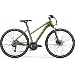 MERIDA CROSSWAY LADY XT-EDITION MATT FOG GREEN 2020 rozmiar S