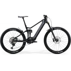MERIDA eONE-SIXTY 8000 GLOSSY ANTHRACITE/MATT BLACK 2020
