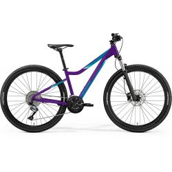 "MERIDA MATTS 7. 15-D 2021  PURPLE (TEAL BLUE) 27,5"" rozmiar XS"
