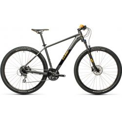 CUBE AIM RACE darkgrey´n´orange 2021 rozmiar 14""