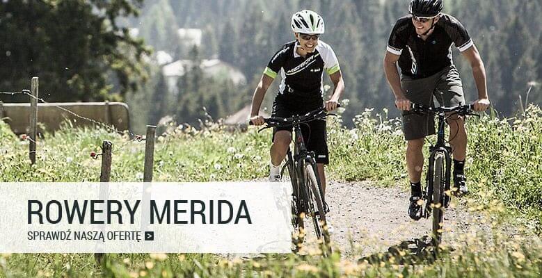 Rowery Merida - sprawdź nasza ofertę