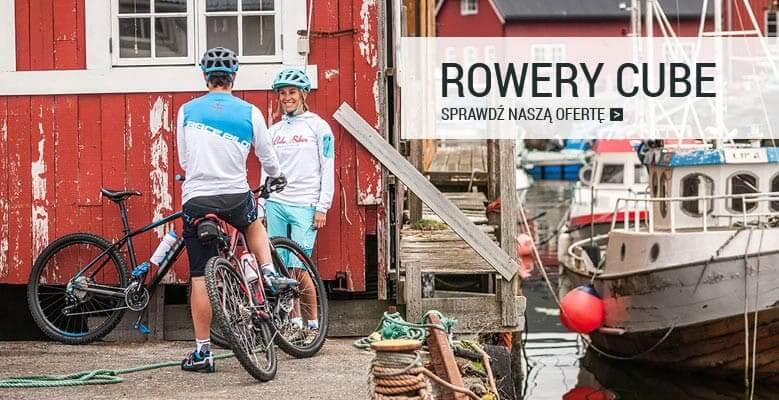 Rowery Cube - sprawdź nasza ofertę